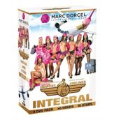 DVD Marc Dorcel - Dorcel Airlines Integral (4-pack)