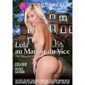 DVD Marc Dorcel - The Debauchery Mansion