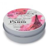 Petits Joujoux Fine Massage Candles - A trip to Paris (5 x 33 g)
