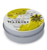 Petits Joujoux Fine Massage Candles - A trip to Waikiki Beach (5 x 33 g)