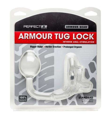 Perfect Fit - Armour Tug Lock Clear
