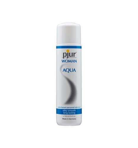 pjur Woman Aqua Bottle 100 ml